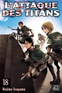 L'Attaque des Titans, Tome 22 - Hajime Isayama