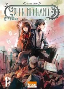 Green mechanic, Tome 1 - Yami Shin