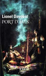 Port d'âmes - Lionel Davoust