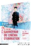 Forum des images - carrefour du cinéma d'animation 2017