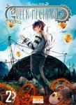 Green Mechanic, tome 2 - Yami Shin